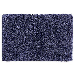 VCNY Home Paper Shag Bath Rug Collection
