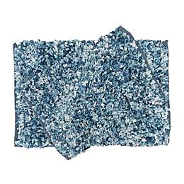 VCNY Home 2-Piece Paper Shag Bath Rug Set