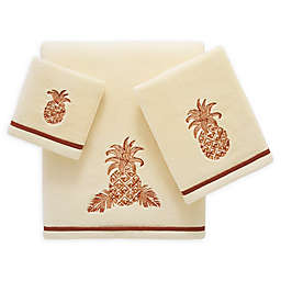 Tommy Bahama® Batik Pineapple Raw Sienna Bath Collection