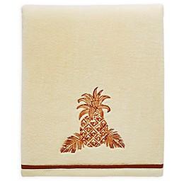 Tommy Bahama® Batik Pineapple Raw Sienna Bath Towel