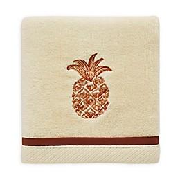 Tommy Bahama® Batik Pineapple Raw Sienna Hand Towel