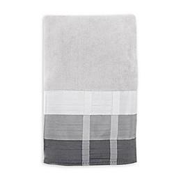 Croscill® Fairfax Hand Towel in Black