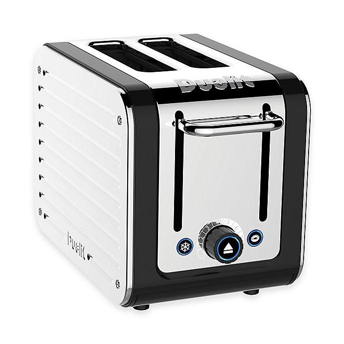 Alternate image 1 for Dualit® Design Series Toaster in Black