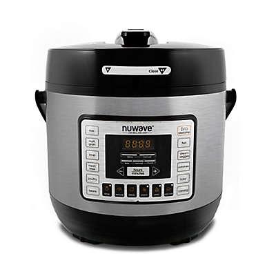 NuWave® Electric Pressure Cooker in Black