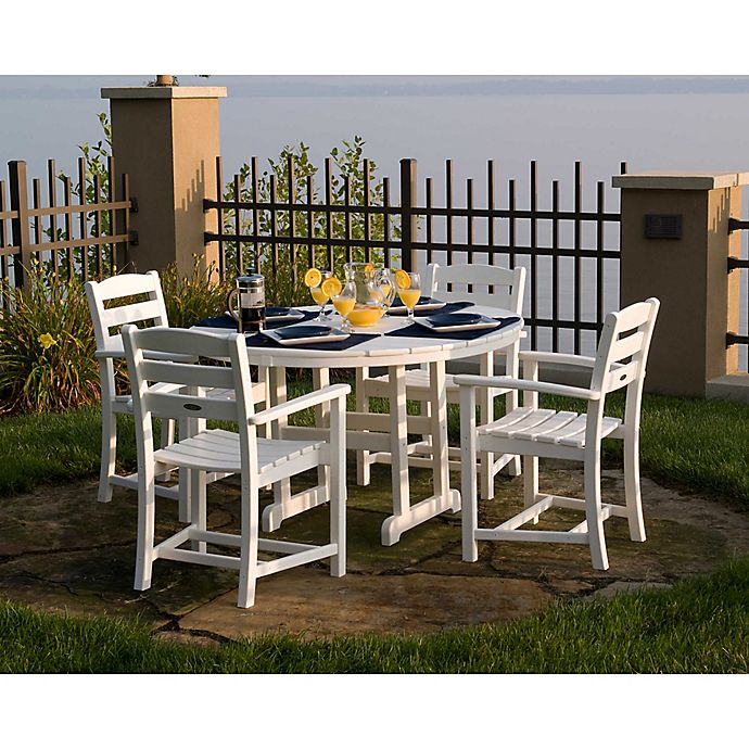Alternate image 1 for POLYWOOD® La Casa Outdoor Furniture