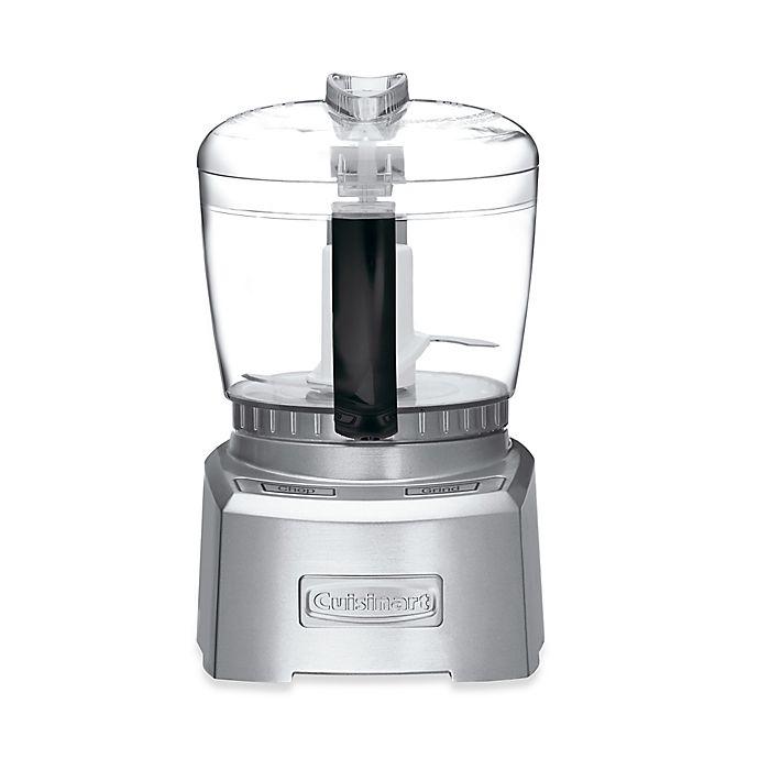 Alternate image 1 for Cuisinart® Elite Collection™ 4-Cup Chopper/Grinder