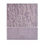 Cortona Bath Towel in Purple