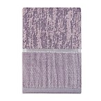 Cortona Hand Towel in Purple