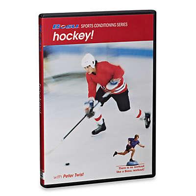 BOSU® Sports Conditioning Hockey with Peter Twist DVD