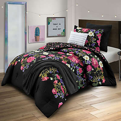 Layla Reversible Full Comforter Set