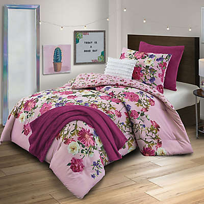 Layla Reversible Full Comforter Set