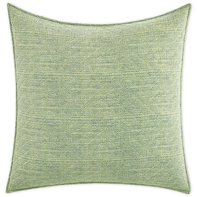 Alternate image 1 for Tommy Bahama® Cuba Cabana European Pillow Sham in Green