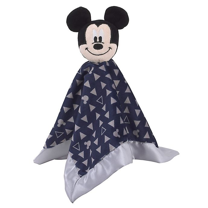 MICKEY MOUSE Disney Baby Plush Lovey Security Snuggle Blanket NWT Kids Preferred