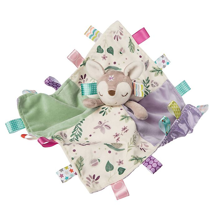Alternate image 1 for Mary Meyer Taggies Flora Fawn Character Blanket