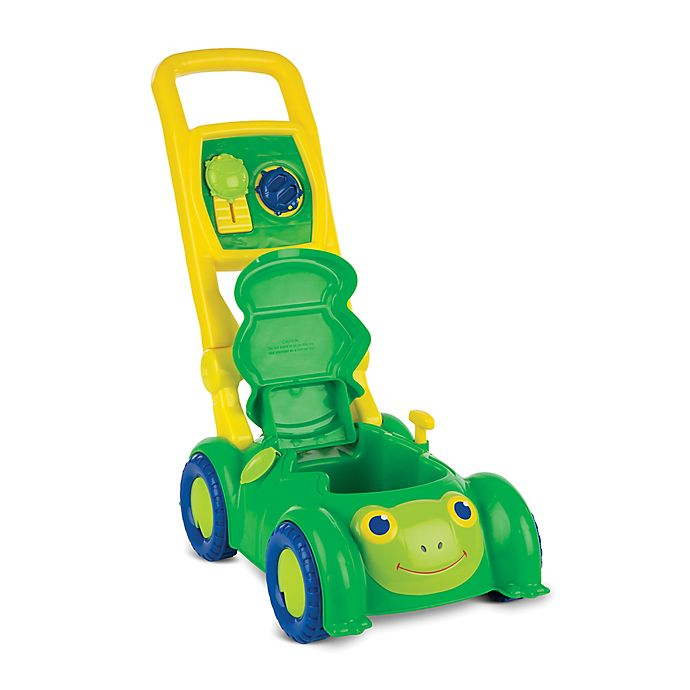 Alternate image 1 for Melissa and Doug® Snappy Turtle Mower