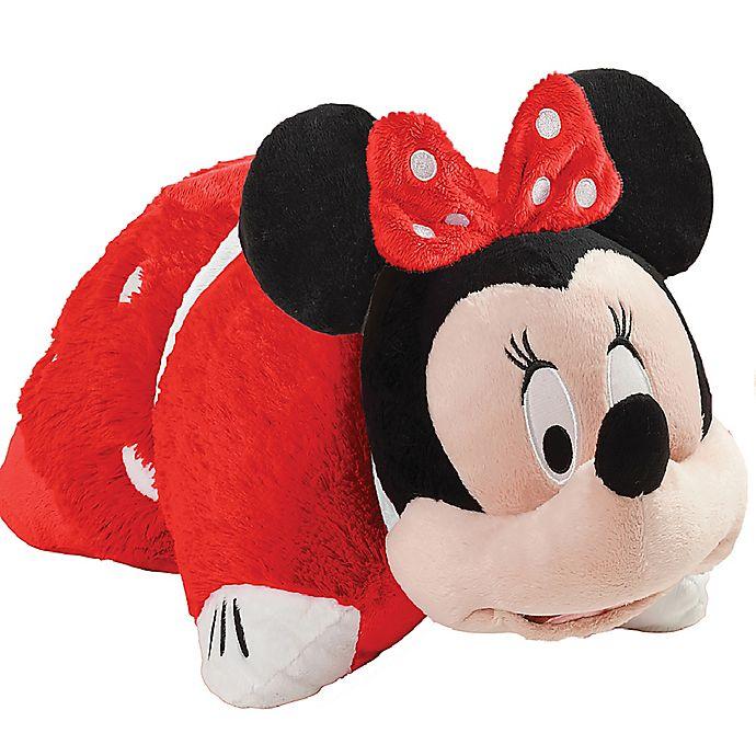 Alternate image 1 for Pillow Pets® Disney® Jumboz Rockin The Dots Minnie Mouse Pillow Pet