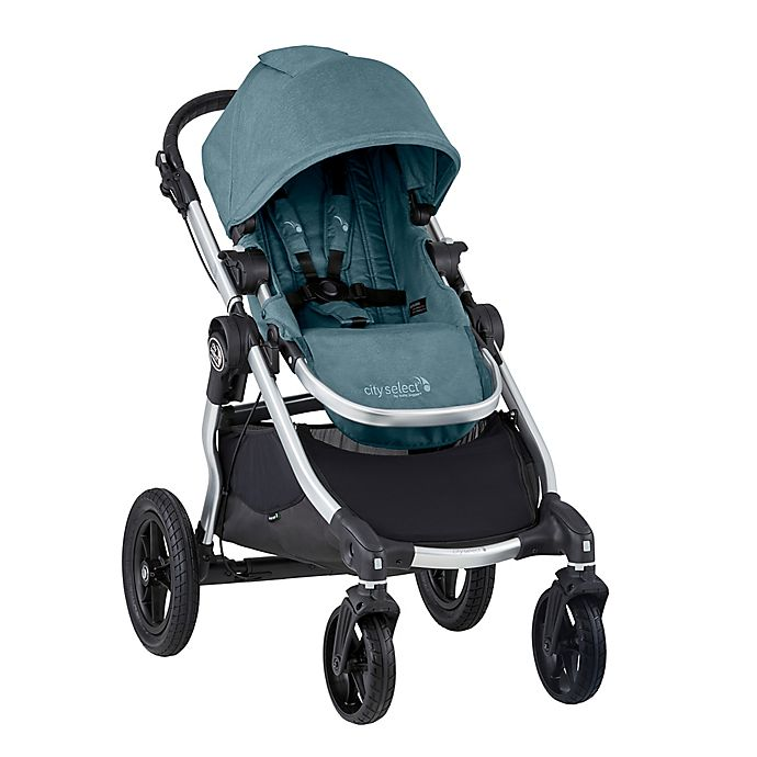 Alternate image 1 for Baby Jogger® City Select® Stroller in Lagoon