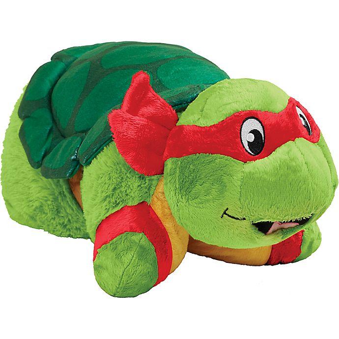 Alternate image 1 for Pillow Pets® Nickelodeon™ TMNT Raphael Jumboz Pillow Pet