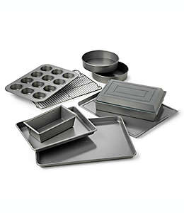 Calphalon® Set de moldes antiadherentes para hornear, 10 piezas
