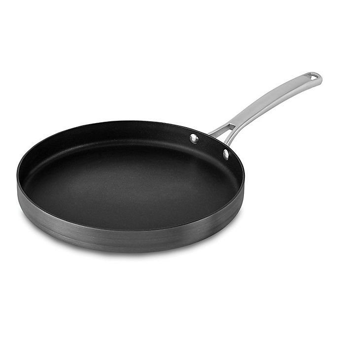 Alternate image 1 for Calphalon® Classic™ Nonstick 12-Inch Round Griddle