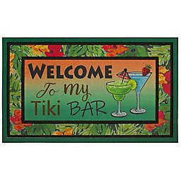 Mohawk Home® Tiki Bar 18-Inch x 30-Inch Crumb Rubber Doormat