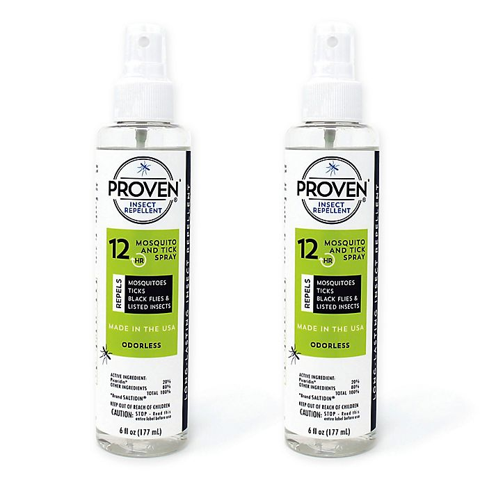 Alternate image 1 for 12 HR 6 oz. Insect Repelent Spray (2-Pack)
