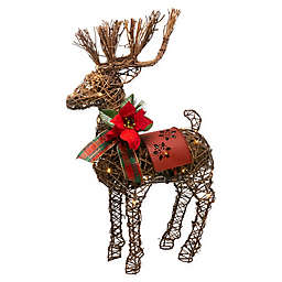 Nature's Inspirations 22-Inch Wire Deer Potpourri