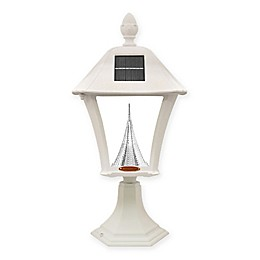 Gama Sonic Indoor/Outdoor Integrated LED Post Lantern