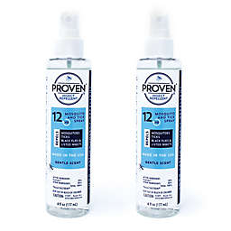 PROVEN® 12-Hour 2-Pack 6 oz. Insect Repellant Spray in Gentle Scent