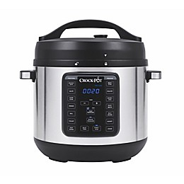 Crock-Pot® 8 qt. Express Crock XL Programmable Multi-Cooker in Stainless Steel