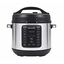 Crock-Pot® 8 qt. Express Crock XL Programmable Multi-Cooker in Stainless Steel