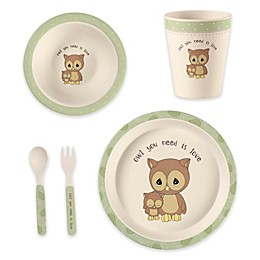 Precious Moments® 5-Piece Owl Mealtime Gift Set