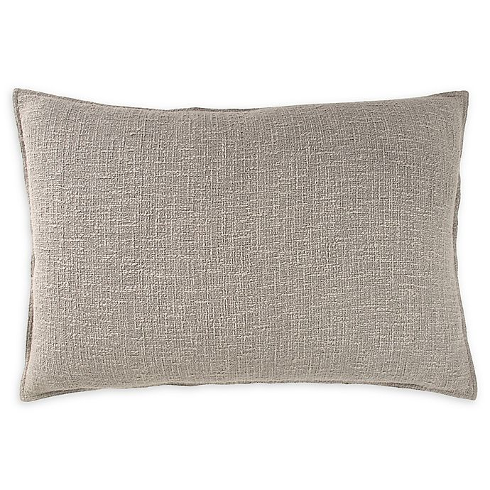 Alternate image 1 for DKNYpure® Texture Pillow Sham