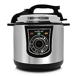 Nutrichef™ 6 qt. Multi-Cooker in Stainless Steel