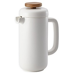 Bonjour® Coffee 8-Cup Coffee and Tea Ceramic French Press