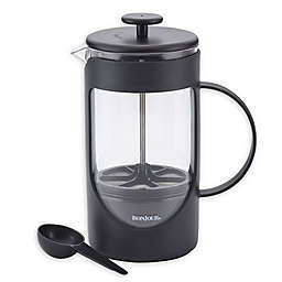 BonJour® Coffee Unbreakable 40-oz. Plastic French Press with Lock and Toss™ Filter