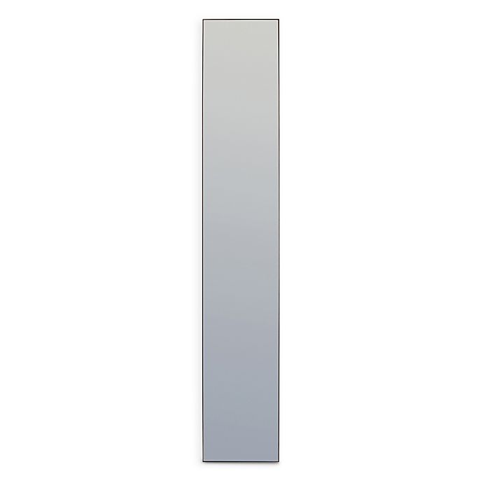 Alternate image 1 for Simpli Home™ Adelaide 10.2-Inch x 59.7-Inch Standing Mirror