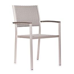Zuo® Outdoor Metropolitan Arm Chairs (Set of 2)