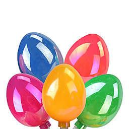 Northlight 10-Light Pastel Pearl-Finish Easter Egg String Light Set