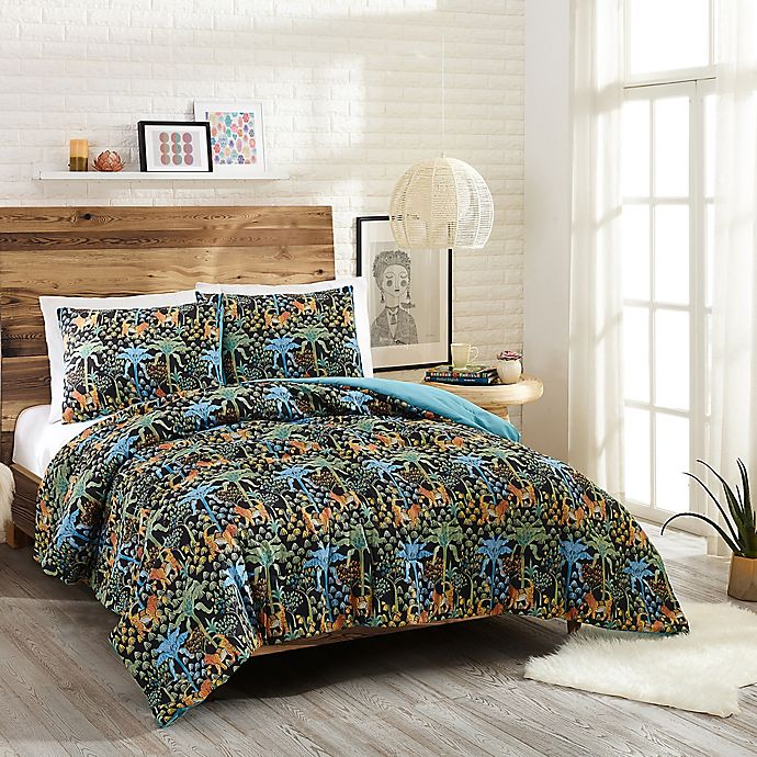 Alternate image 1 for Justina Blakeney Tigress Comforter Set