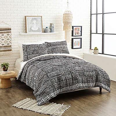 Justina Blakeney Piazza Stripes Comforter Set