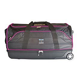 Travolution 28-Inch Drop Bottom Wheeled Garment Rack Duffle Bag
