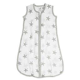 aden® by aden + anais® Star Muslin Wearable Blanket in Grey