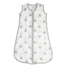aden® by aden + anais® Star Muslin Wearable Blanket in Grey