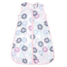 aden® by aden + anais® Pretty Pink Muslin Classic Wearable Blanket