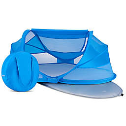 Joovy® Gloos™ Inflatable Large Travel Bed in Light Blue