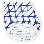 aden + anais® Indigo Silky Soft Burpy Bip in Blue