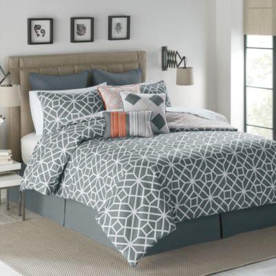 Stockton 4 Piece Comforter Set Bed Bath Amp Beyond