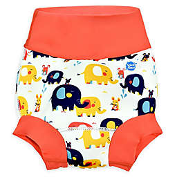 Splash About Happy Nappy™ Elephant Swim Diaper in Orange