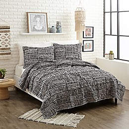 Justina Blakeney Piazza Stripes Quilt Set